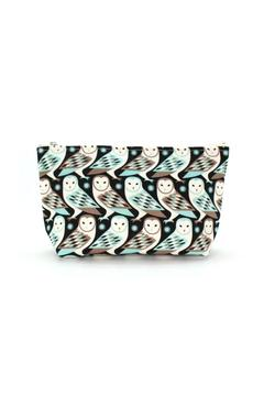Shoptiques Product: Owls Cosmetic Bag