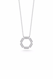 Dana Rebecca Designs Brielle Rose Necklace - Product Mini Image