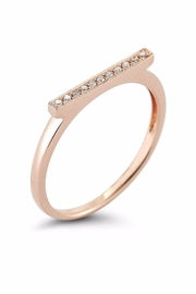 Dana Rebecca Designs Sylvie Bar Ring - Product Mini Image
