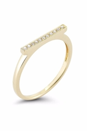 Dana Rebecca Designs Sylvie Bar Ring - Front cropped