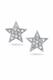 Dana Reed Designs Himiko Star Earrings - Front cropped