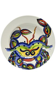 Dana Wittmann Crab Ceramic Bowl - Alternate List Image