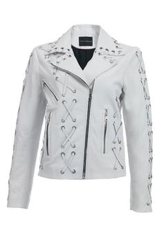 DanCassab Whitney Biker Jacket - Product List Image