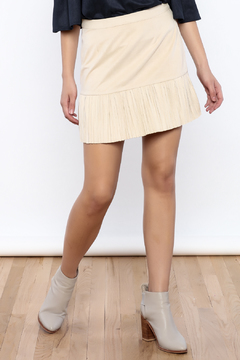 Shoptiques Product: Half Pleated Skirt