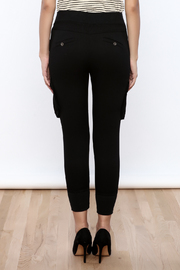Dance & Marvel Lace Up Joggers - Back cropped