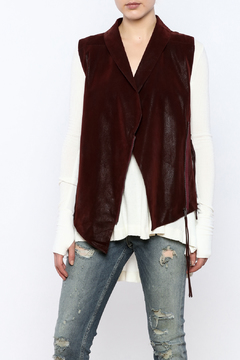 Shoptiques Product: Zipper Vest