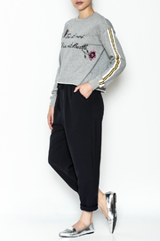 Dance & Marvel Graphic Sweater - Side cropped