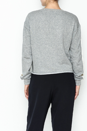 Dance & Marvel Graphic Sweater - Back cropped