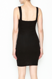 Dance and Marvel Knit Dress - Back cropped