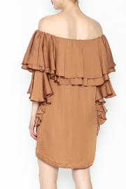 Dance and Marvel Off Shoulder Dress - Back cropped