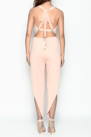 Dance and Marvel Strappy Jumpsuit - Back cropped