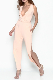 Dance and Marvel Strappy Jumpsuit - Front full body