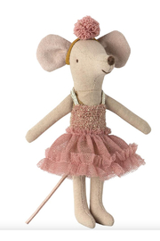 Maileg Dance Clothes For Mouse- Mira Belle - Front full body