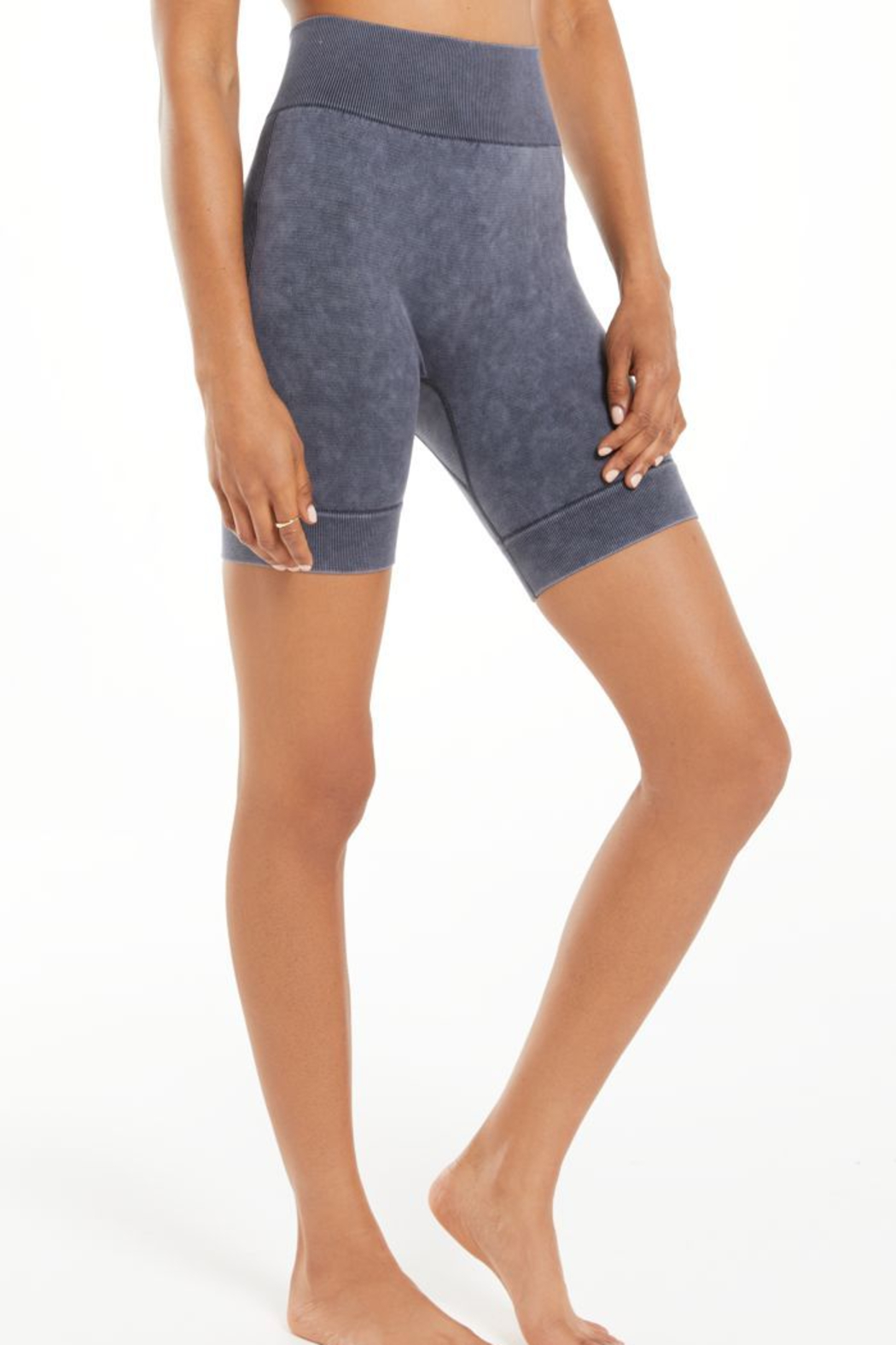 z supply Dance It Out Seamless Short - Front Full Image