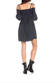Dance & Marvel Polka Dot Dress - Side cropped
