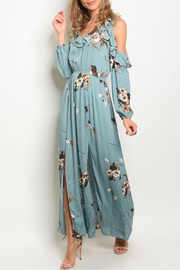Dance & Marvel Slate Maxi Dress - Product Mini Image