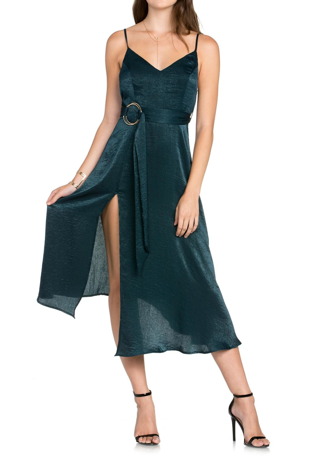 Dance & Marvel The Halston Dress - Front Cropped Image