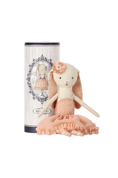 Maileg Dancing Ballerina Bunny in Tube - Product List Image