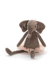 The Birds Nest DANCING DARCEY ELEPHANT - Product Mini Image