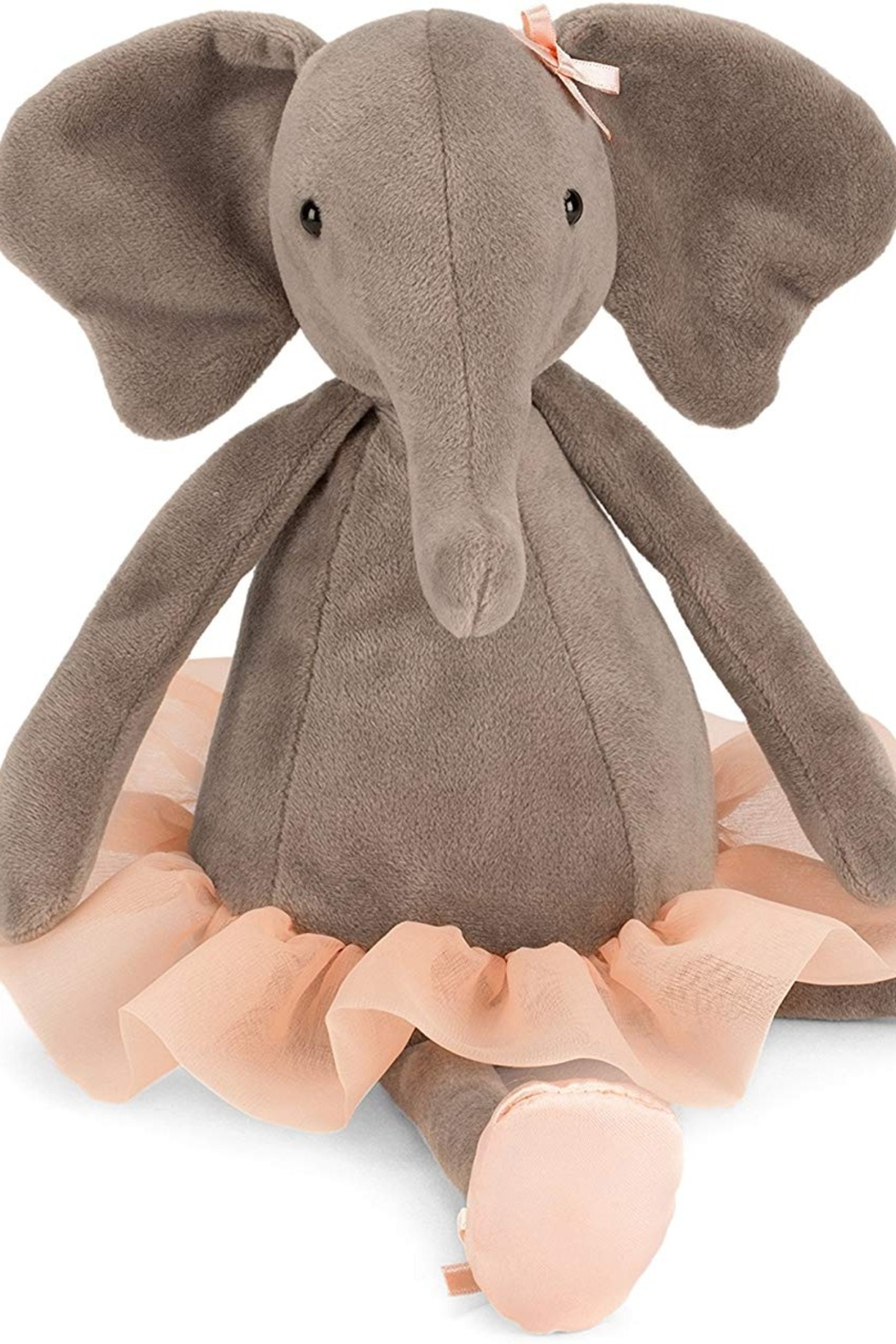 Jellycat Dancing Darcey Elephant - Front Cropped Image