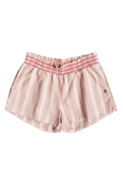 Roxy Dancing in the Sun Beach Shorts - Front cropped