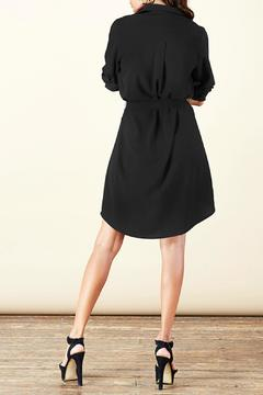 Shoptiques Product: Black Wrap Dress
