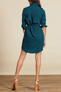 Shoptiques Product: Pine Shirt Dress