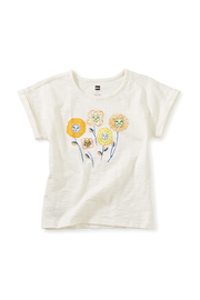 Tea Collection  Dandelion Details Graphic Tee - Product Mini Image