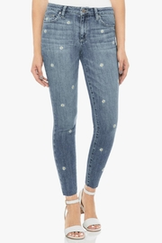 Joe's Jeans Dandelion Embroidered Jeans - Product Mini Image