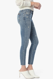 Joe's Jeans Dandelion Embroidered Jeans - Side cropped