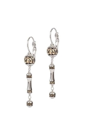 JOHN MEDEIROS Dangle Drop Earrings - Product Mini Image