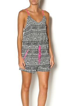 Dani Collection Reggae Rocking' Romper - Product List Image