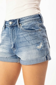 Kan Can Dani Short - Front cropped
