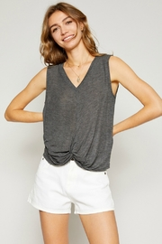 Sadie & Sage Dani Twist Tank - Product Mini Image