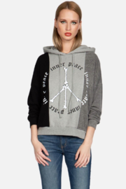 Lauren Moshi Danica Inner Peace Sign - Front cropped