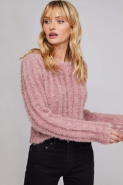 Aster Danica Sparkle Sweater - Side cropped