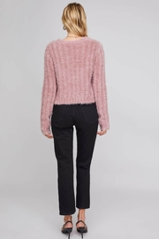 Aster Danica Sparkle Sweater - Front full body
