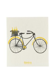 Shoptiques Product: Bicicletta Swedish Dishcloth