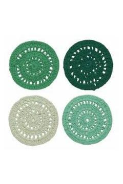 Shoptiques Product: Crocheted Coasters