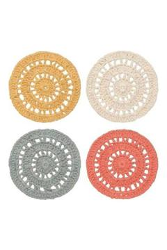 Danica Studio Crocheted Coasters - Alternate List Image
