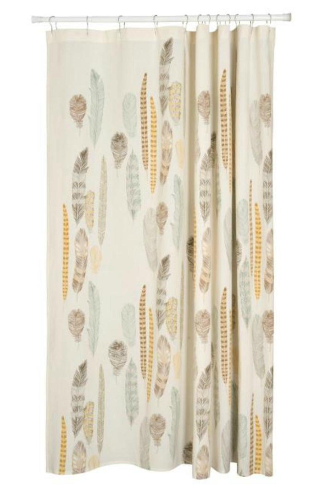 Danica Studio Quill Shower Curtain