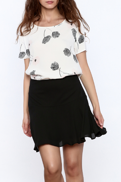 Shoptiques Product: Falling Flowers Top