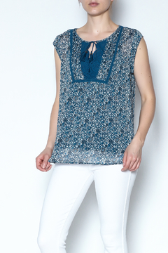 Shoptiques Product: Floral Vine Top