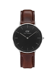 Daniel Wellington Classic Bristol 36mm - Front cropped
