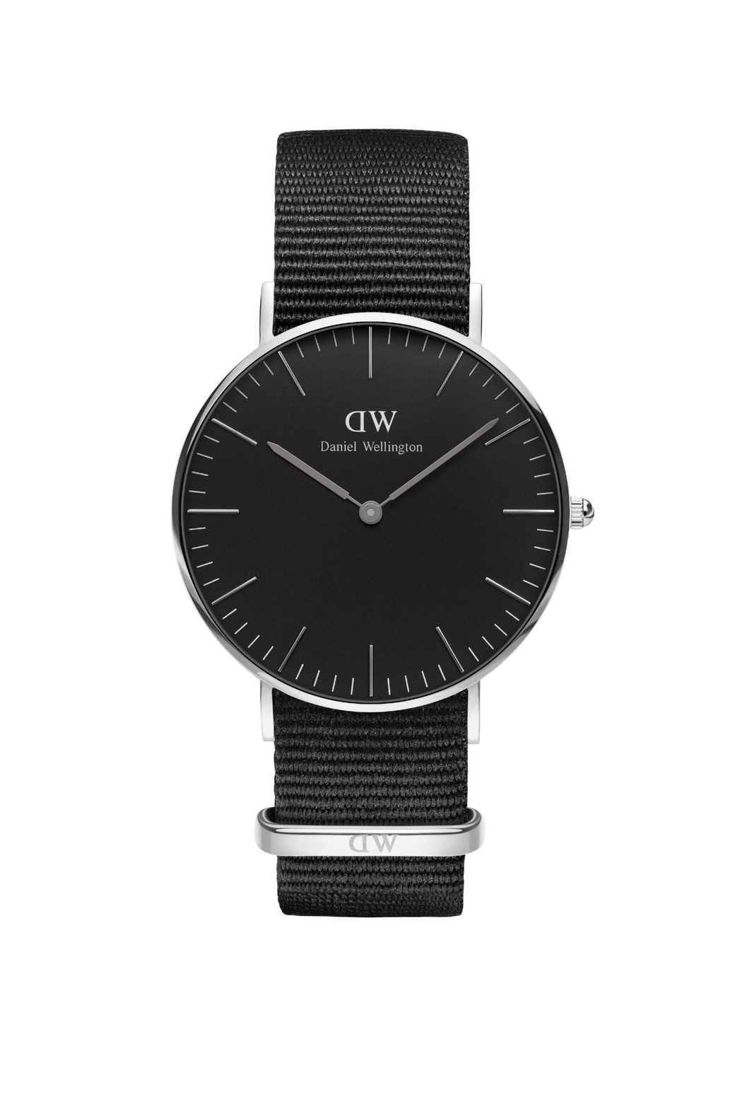 Daniel Wellington Classic Cornwall 36mm - Front Cropped Image