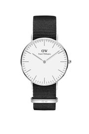 Daniel Wellington Classic Cornwall Watch - Front cropped