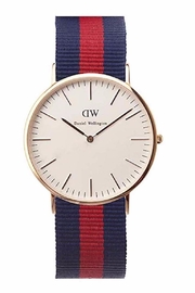 Daniel Wellington Rosegold Roundface Watch - Product Mini Image