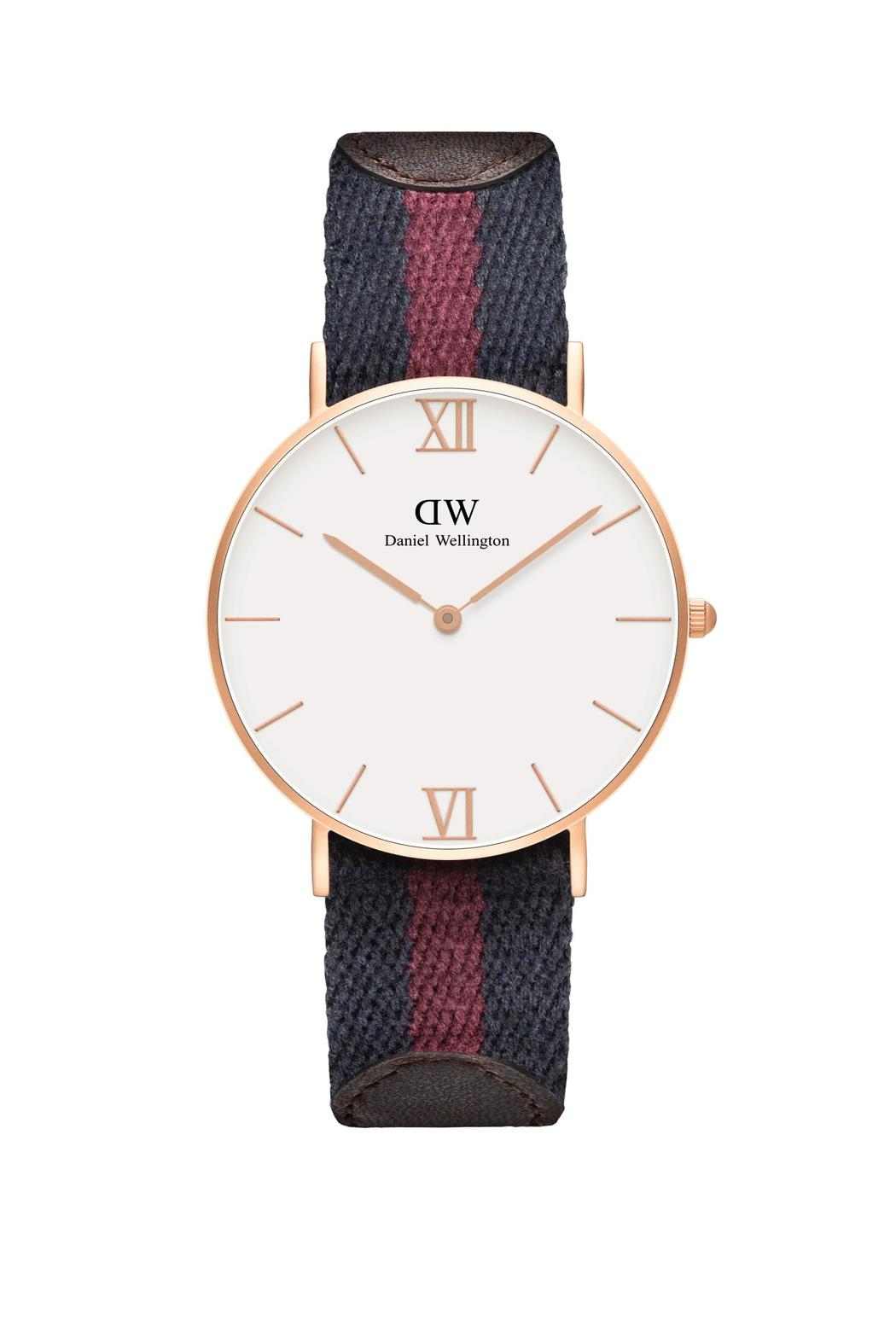 Daniel Wellington Unisex Rosegold Watch - Main Image
