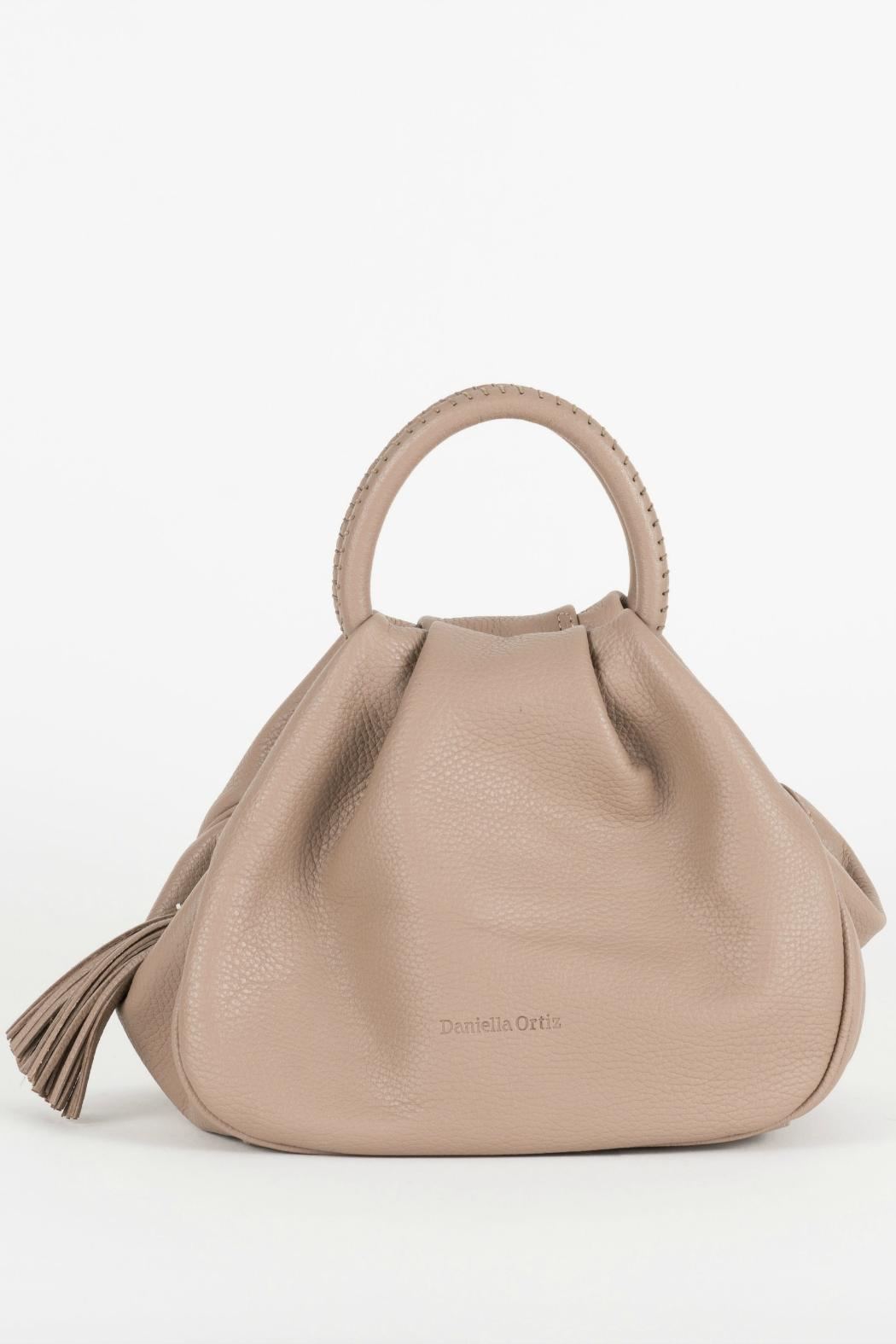 Palm Handbag Ortiz Beach — Shoptiques Gigi Daniella From Leather wFnpgHxAq