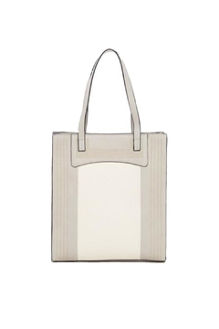 Shoptiques Product: Harlow Tote Ivory
